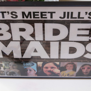 A bridal shower to brag about...