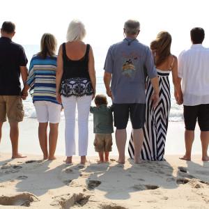 Family Fun at the Beach!