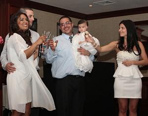 Naomi's Baptism Celebration