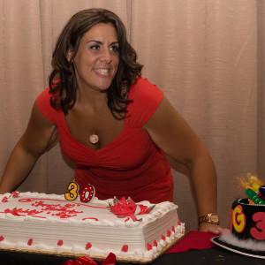 Ashleys 30th Birthday Party