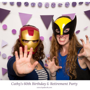 Photo Booth Fun at 60th Birthday Party in Vernon, NJ {{NJ Photo Booths}}