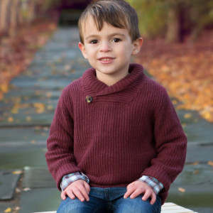 Fall Colors for Family Portraits {{Hamilton NJ Portrait Photographer}}