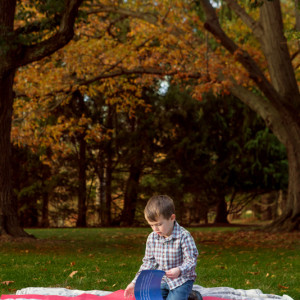 Christmas Themed Photo Shoot in Ringwood, NJ {{New Jersey Child Portrait Photographer}}