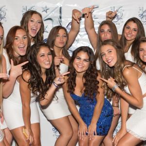 Sweet 16 Party at Bottagra {Hamilton, NJ Event Photographer}