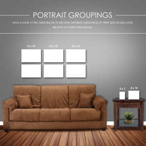 Portrait Grouping Guides