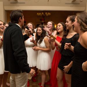 Sweet 16 Party at the Smokerise Village Inn Kinnelon, NJ {Hamilton, NJ Event Photographer}