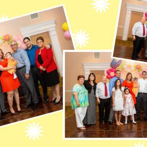 1st Birthday Party at La Reggia in Secaucus, NJ {Hamilton, NJ Event Photographer}