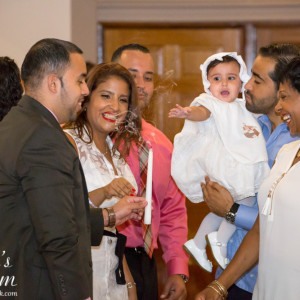 Baptism & Family Party {Hamilton, NJ Event Photographer}