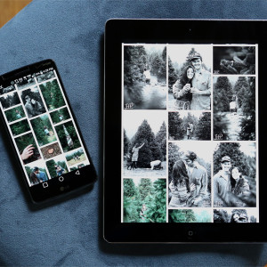 Personalized Photo Gallery Smartphone App