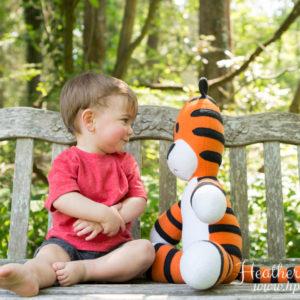 Calvin & Hobbes Family Session {Hamilton, NJ Photographer}