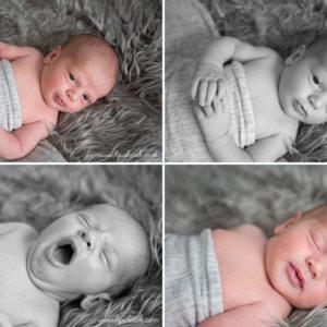 Newborn Session at Home in Hamilton, NJ