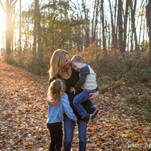 Lifestyle Family Session at Princeton Battlefield Park, NJ - PART II {Hamilton, NJ Family Photographer}