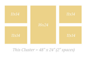 Wall Clusters