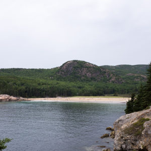 Camping Trip to Acadia National Park