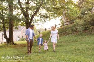 Waterloo Village NJ Family Photography