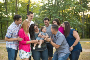 Tips for Choosing Outfits for your Family Portrait Session