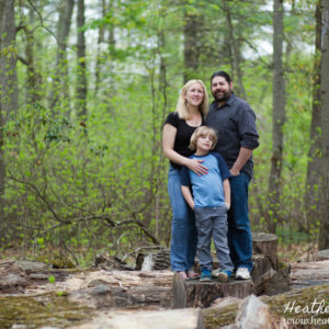 Hamilton NJ Family Portrait Photography