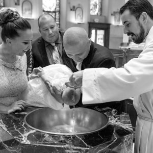 Baptism Photography in Garfield, NJ
