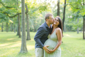 Bergen County Maternity Session {Ewing, NJ Photographer}
