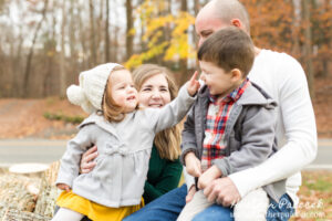 Fall Family Session in Sussex County, NJ