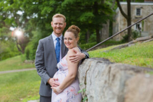 Maternity Session at Waterloo Village {Sussex County, NJ Photographer}